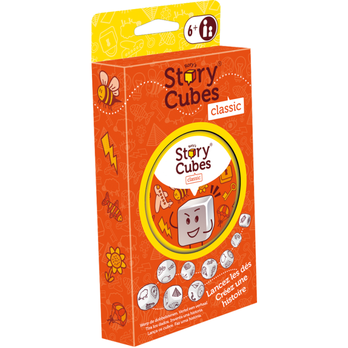 Story Cubes: Clasico (Blister Eco)