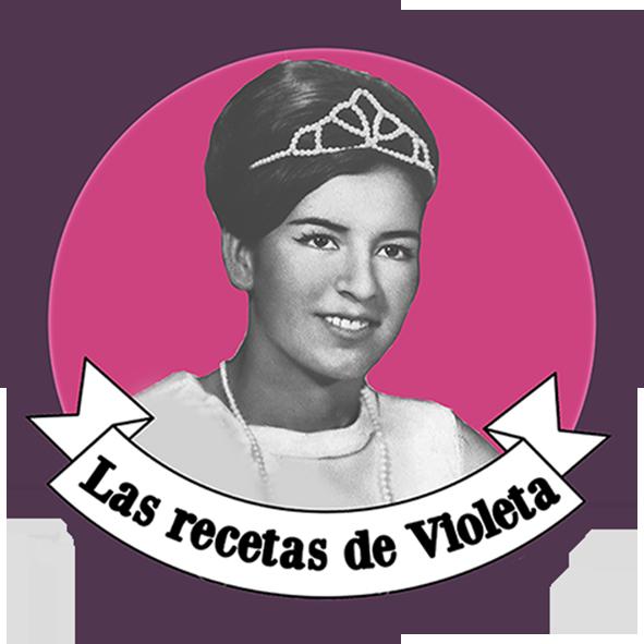 Las Recetas De Violeta