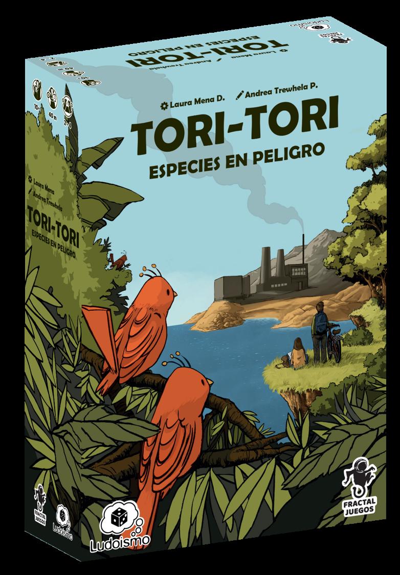 TORI-TORI: Especies en peligro.