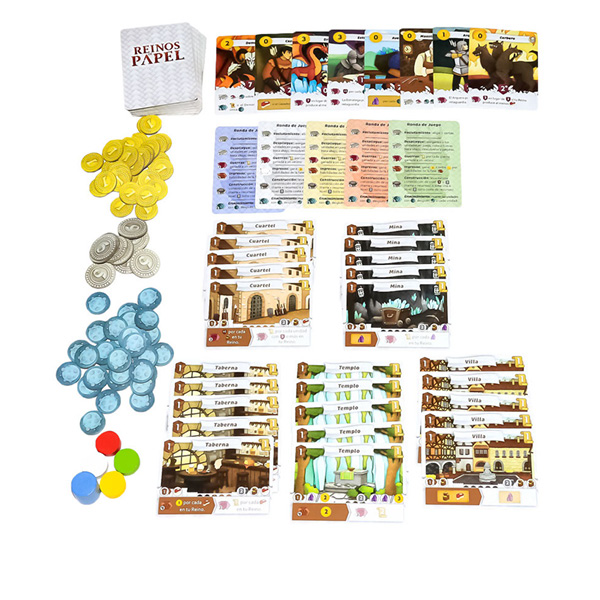 Pack Reinos de Papel + Expansión