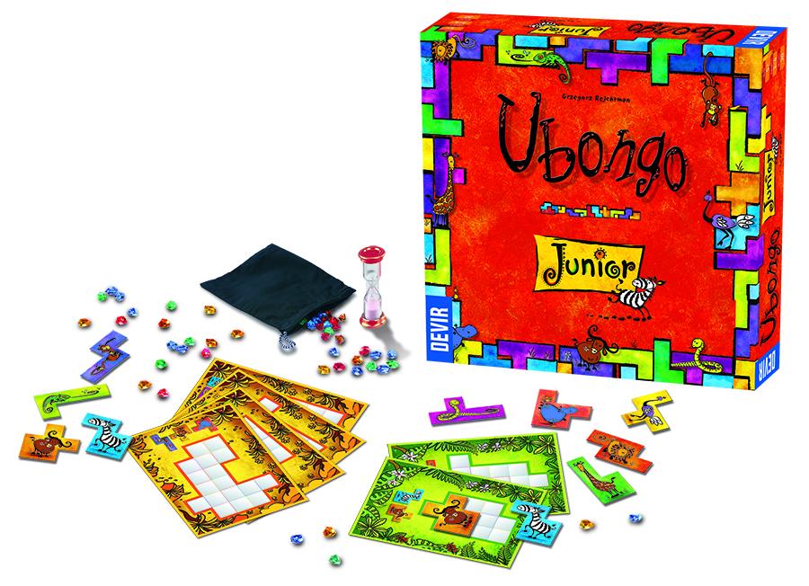 Ubongo: Junior