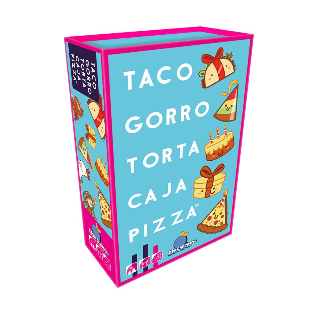 Taco Gorro Torta Caja Pizza