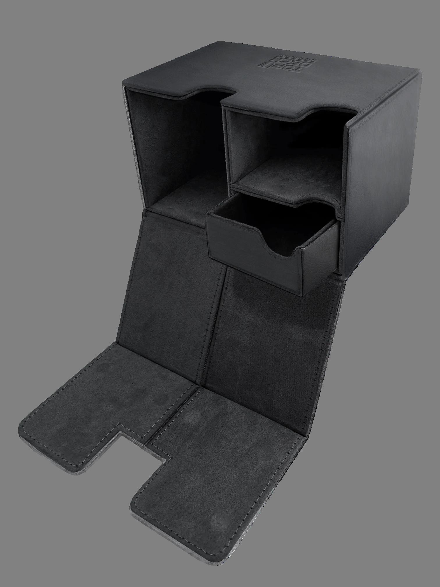 DUAL dice top box 160  Topdeck