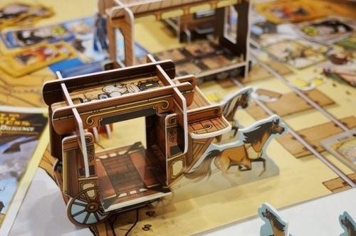 Colt Express: Caballos y Diligencias (Expansión)