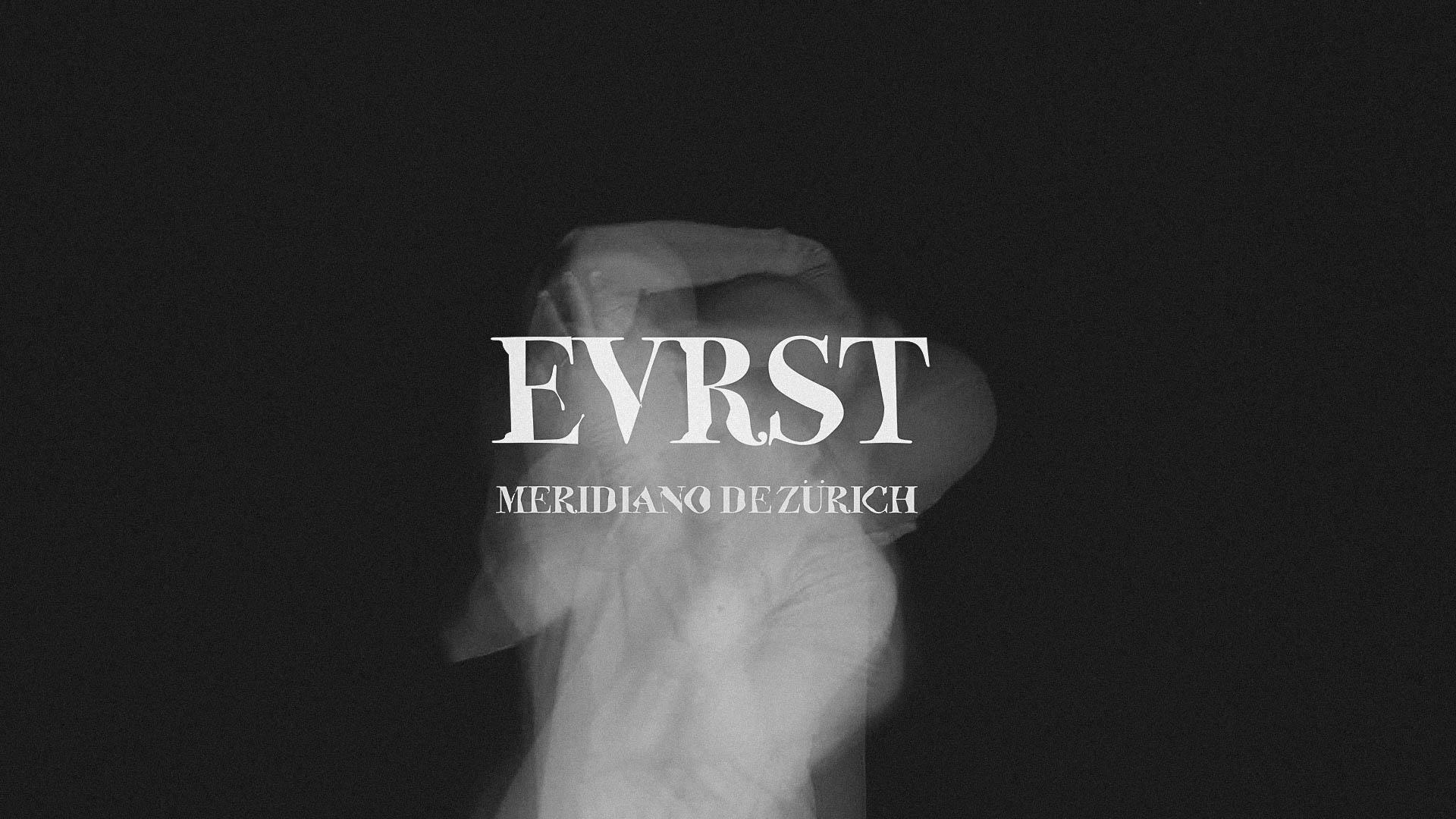 Meridiano de Zürich estrena videoclip para EVRST en adelanto de su nuevo álbum