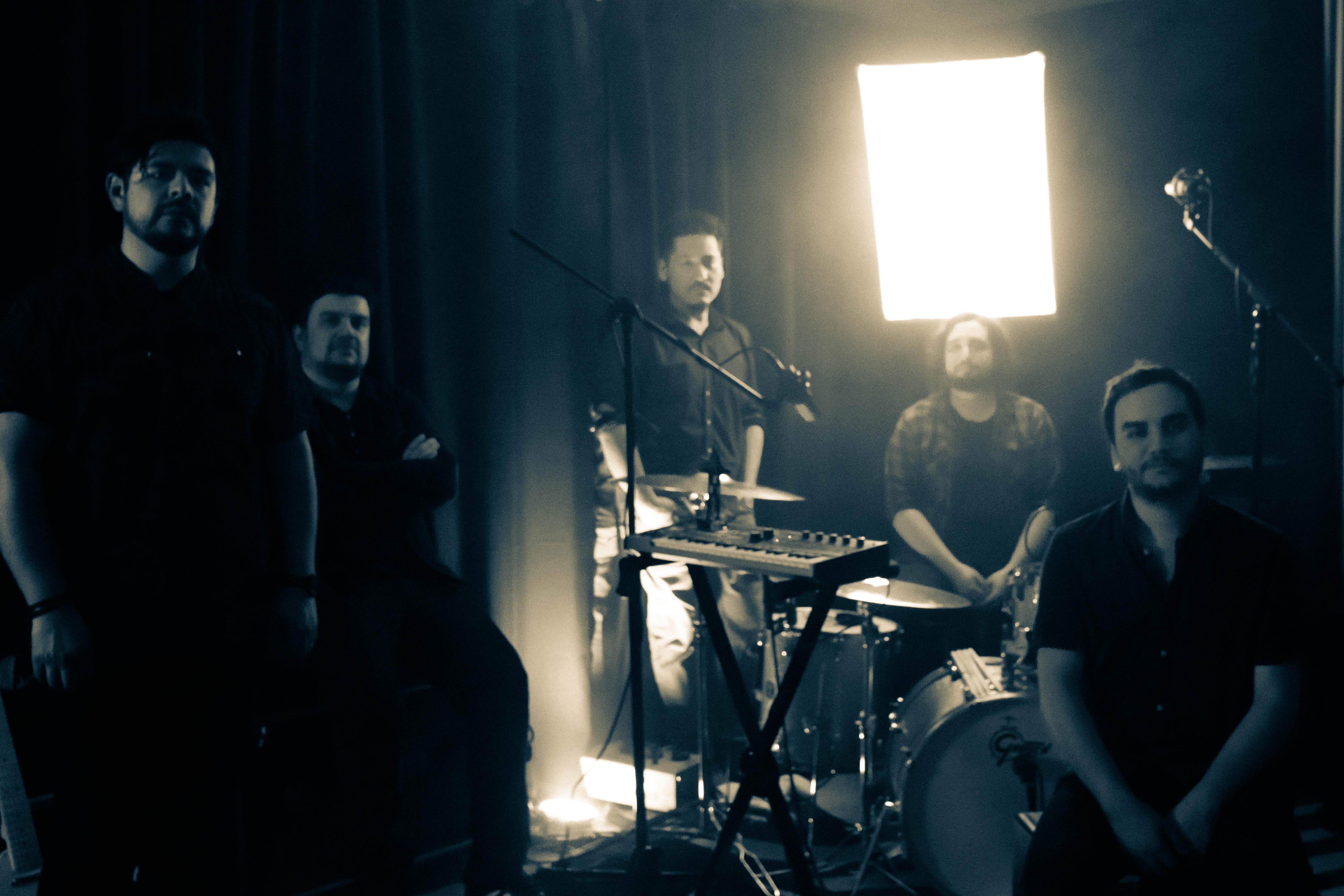 BAIKONUR estrena la versión extendida de su reciente sesión Blackout por el canal de LeRockPsicophonique