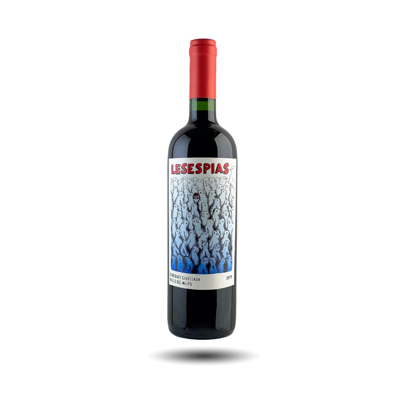 Moretta Wines - Les Espias, Cabernet Sauvignon, 2019