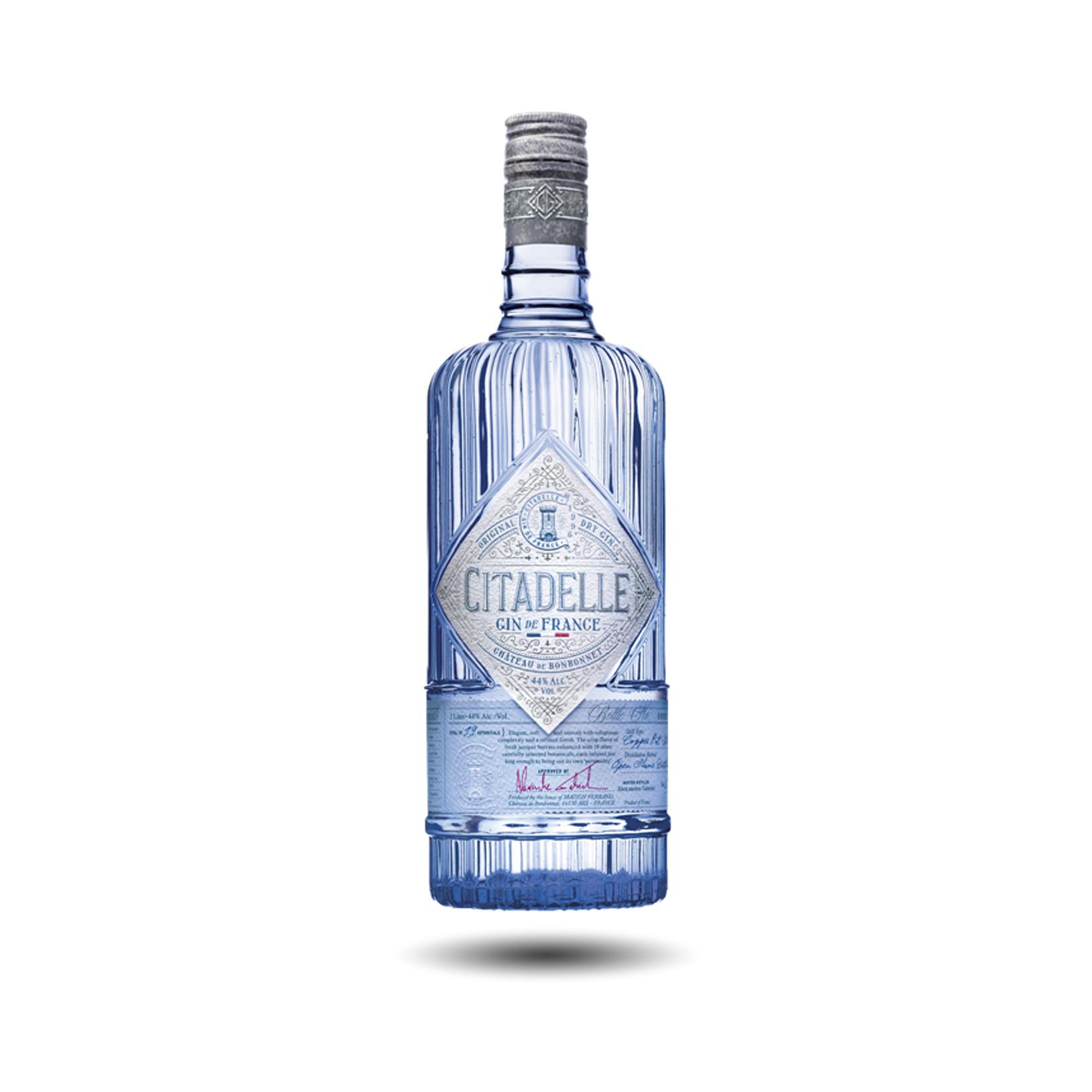 Gin - Citadelle, Gin de France, 44°