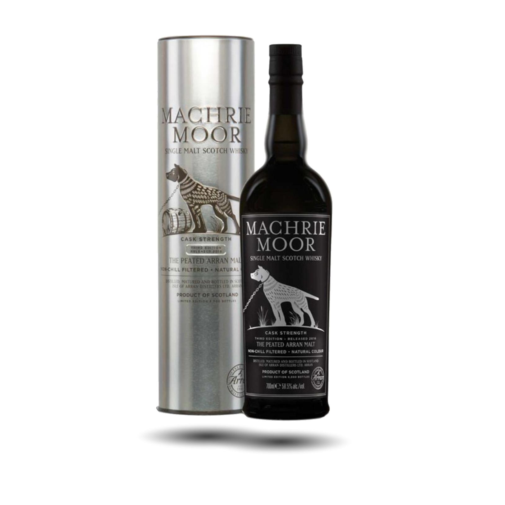 Escocia - Single Malt Scotch Whisky, Arran, Machrie Moor