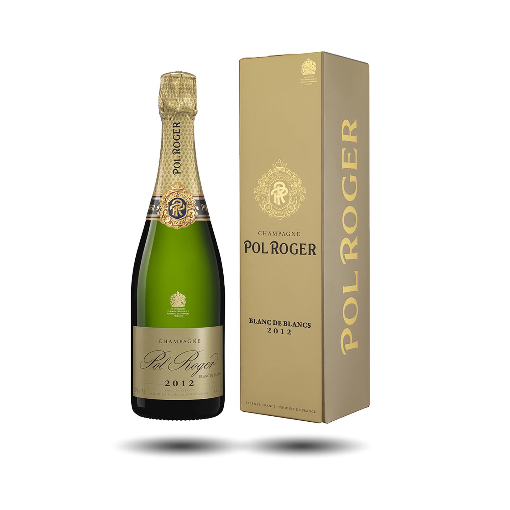 Champagne Pol Roger, Blanc de Blancs 2012