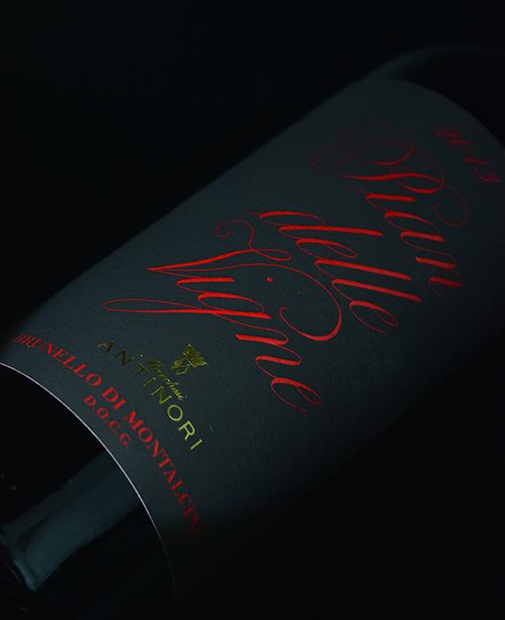 Italia - Brunello di Montalcino, Pian delle Vigne