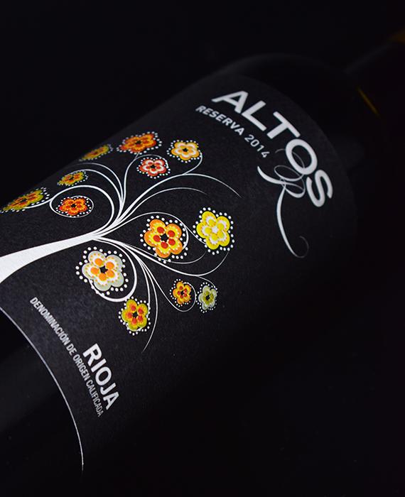 España - Rioja, Atlos
