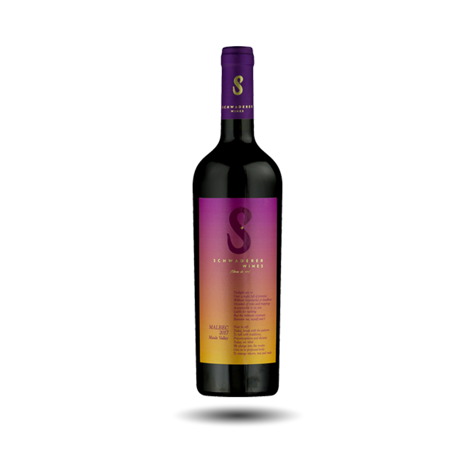 Schwaderer Wines - Malbec, 2018