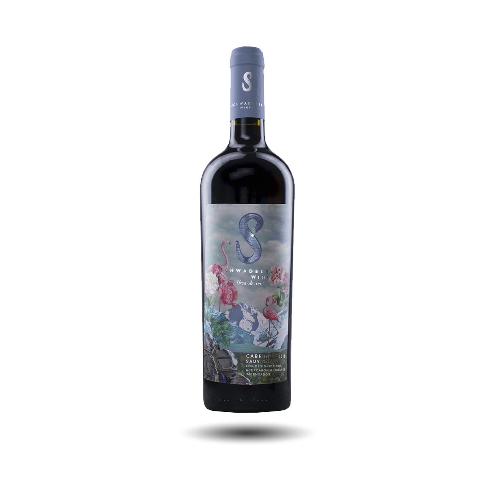 Schwaderer Wines - Cabernet Sauvignon 2018