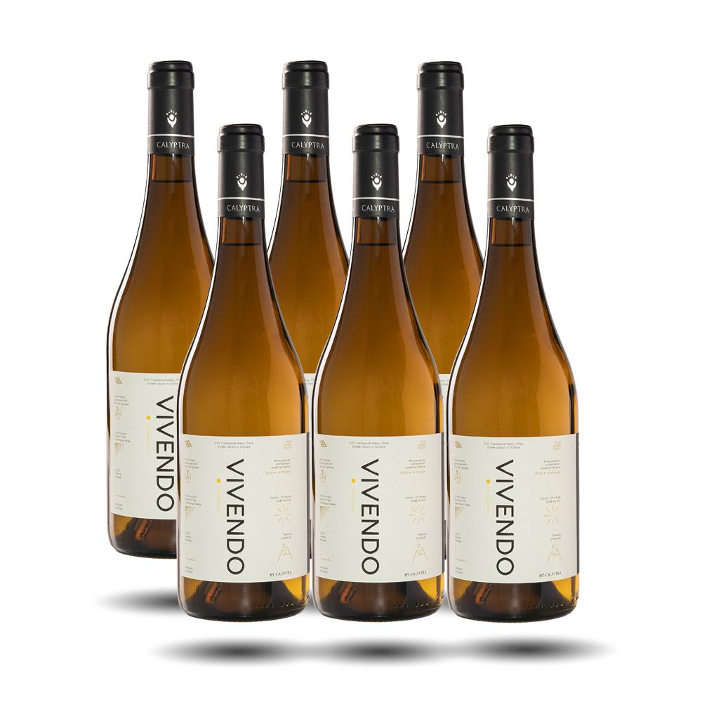 Calyptra - Vivendo, Chardonnay, 2018