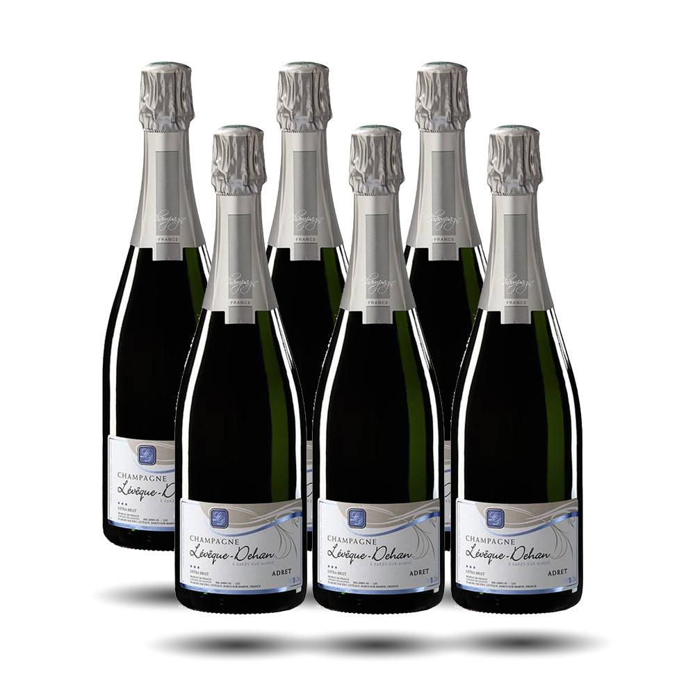 Champagne - Levêque-Dehan, Extra Brut