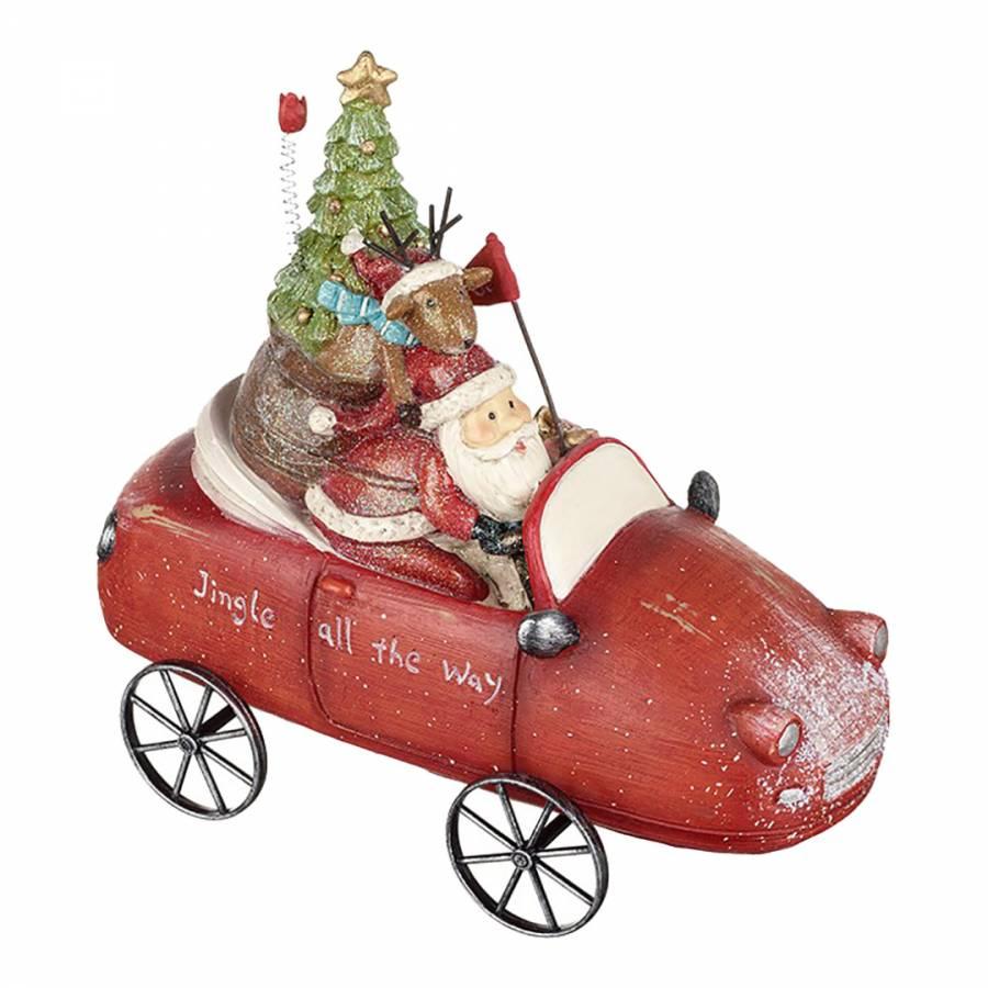 Carro do Pai Natal