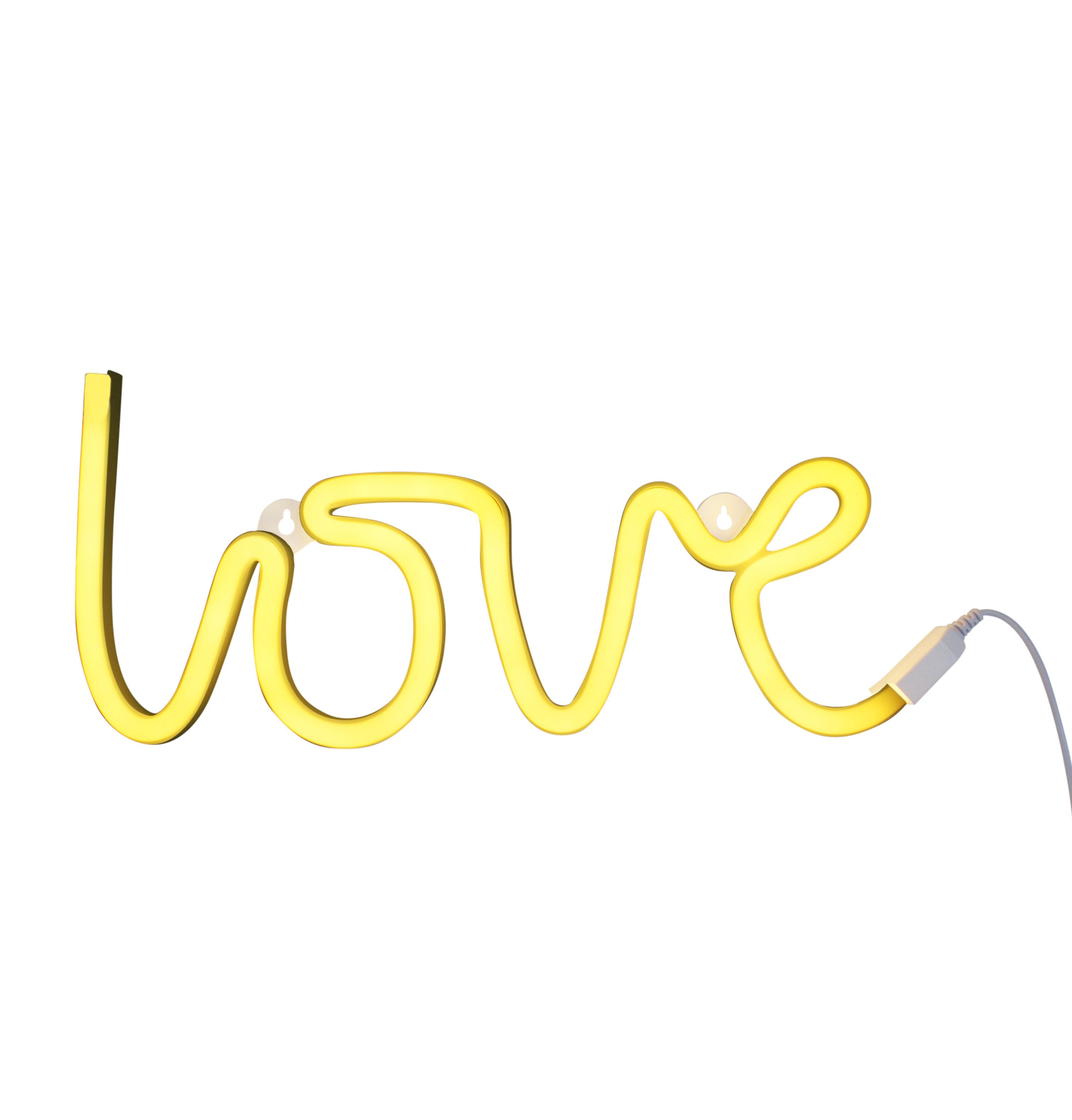 Luz Neon Love