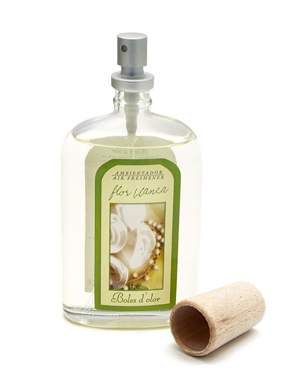 Ambientador Spray Flor Branca