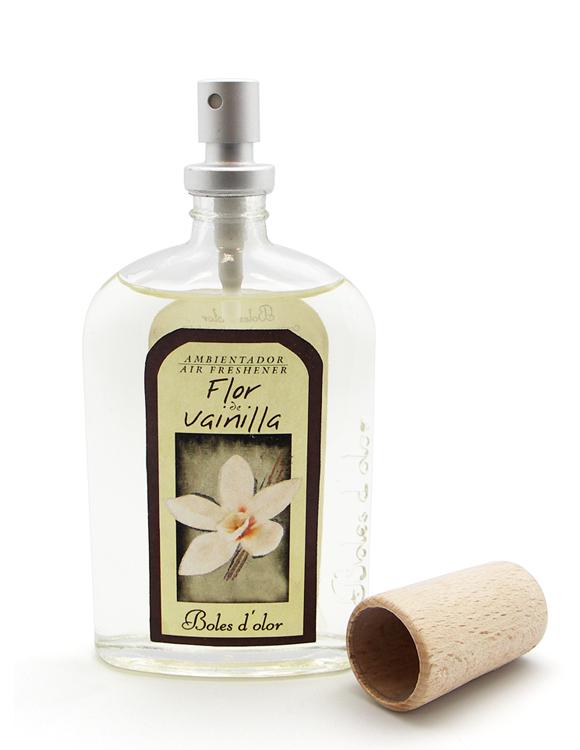 Ambientador Spray Flor de Baunilha