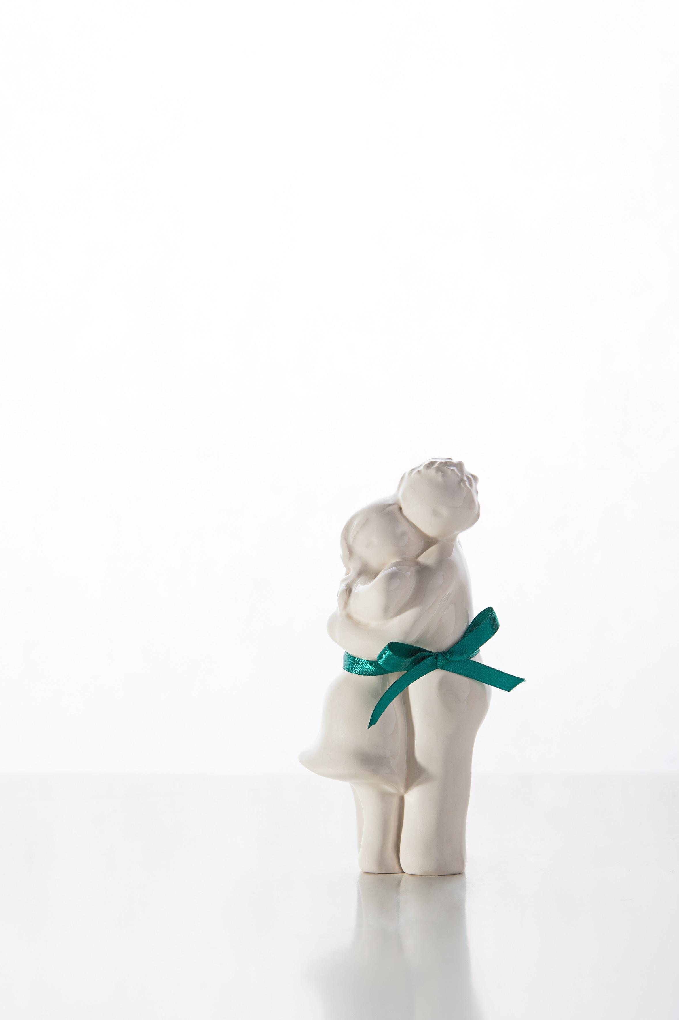 Casal Abraço