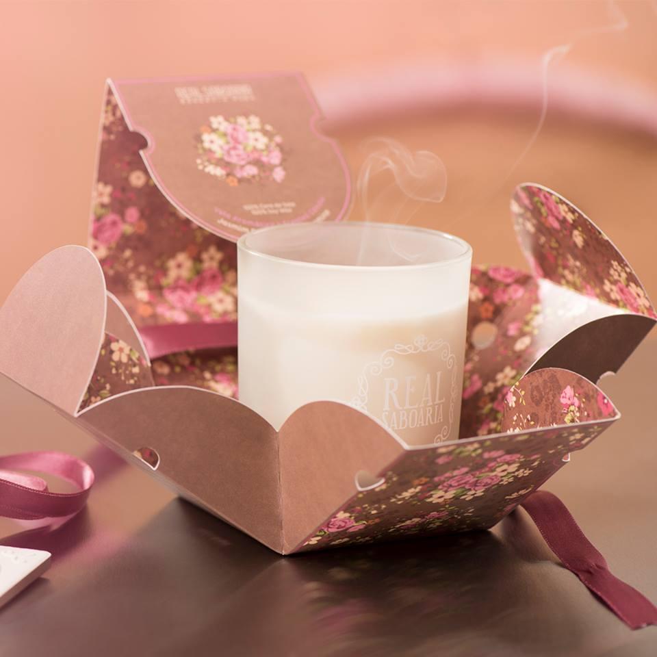 Vela - Bouquet de Flores
