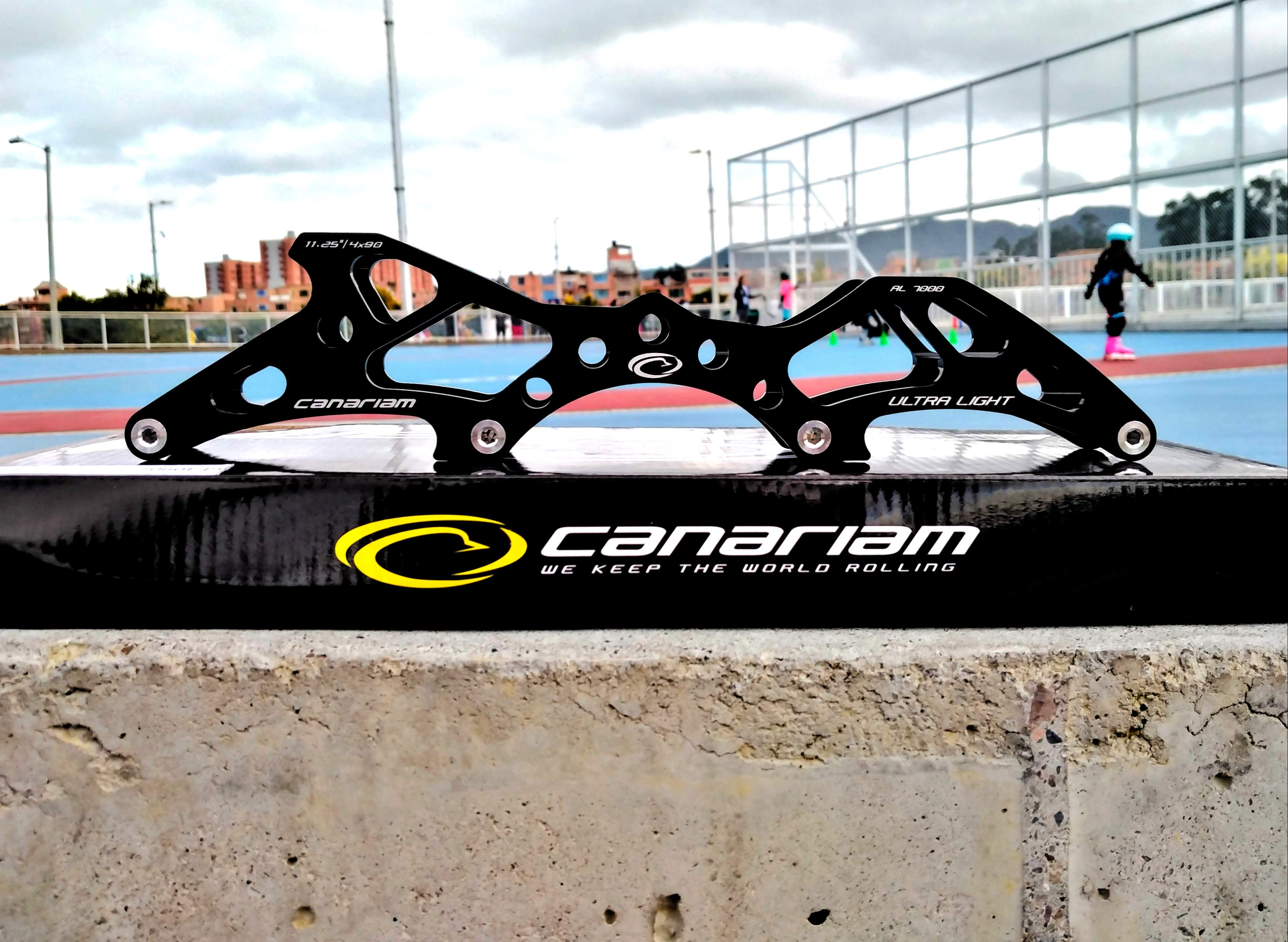 CHASIS CANARIAM ULTRA LIGHT