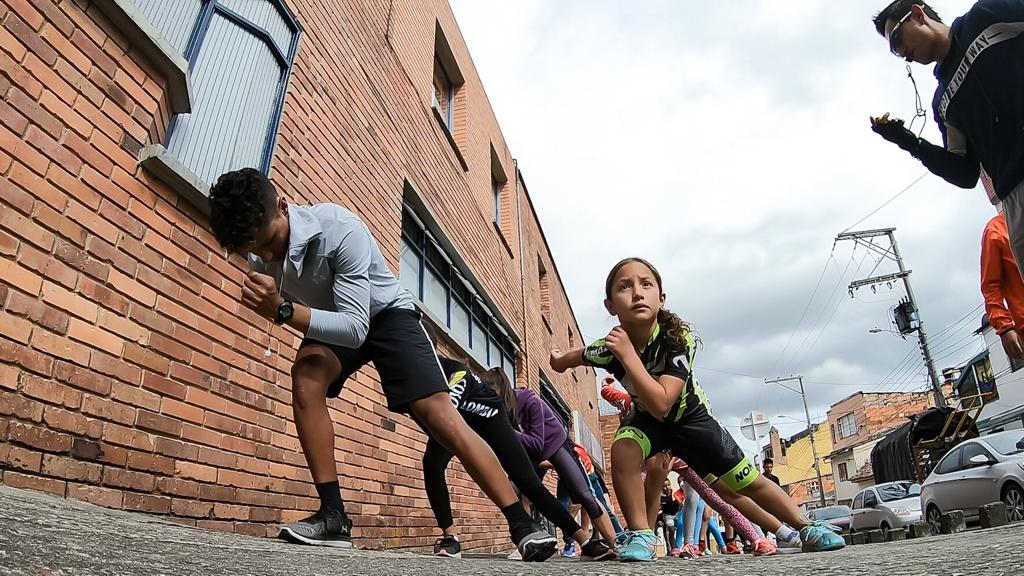 Entrenamiento de fuerza para niños. ¿Pesas si o no?