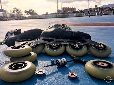 ¿Como hacer mantenimiento a mis patines? Consejos para cuidar tu implementacion