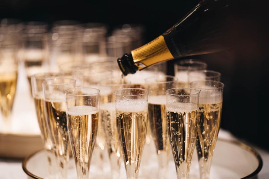 Champagner+Sekt