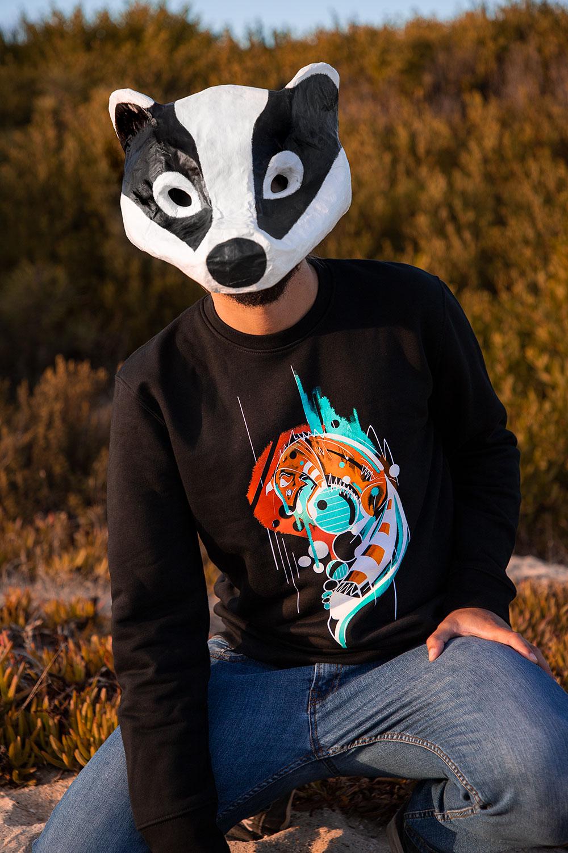 Sweatshirt Raposa