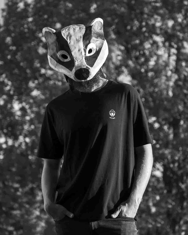 Camiseta Little Badger