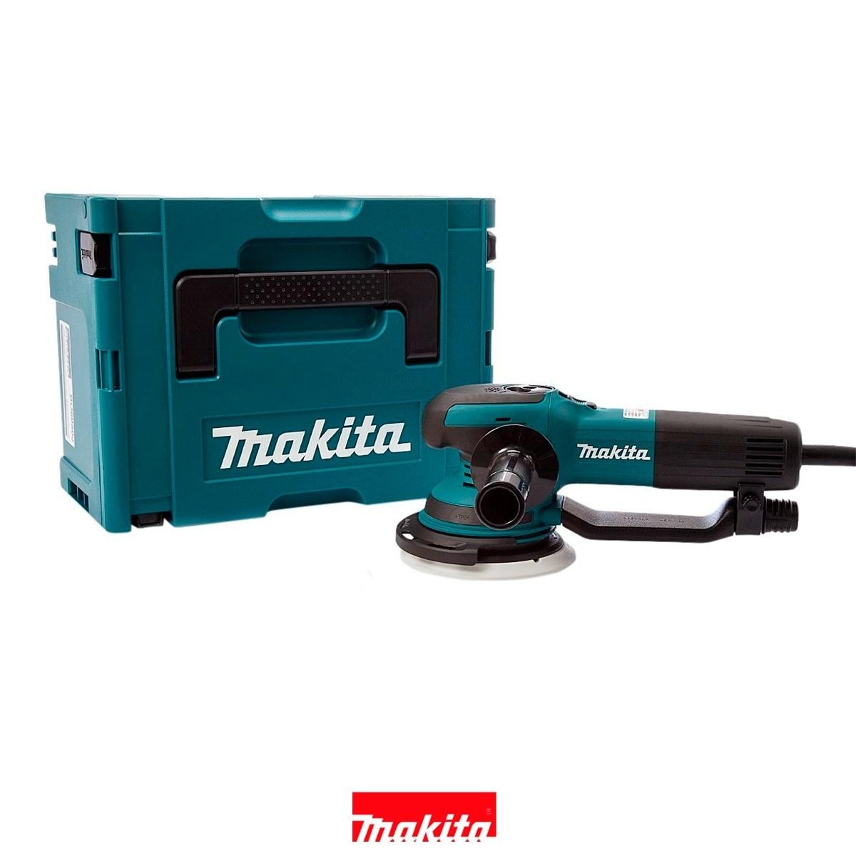 Lijadora rotoexcentrica Makita BO6050J