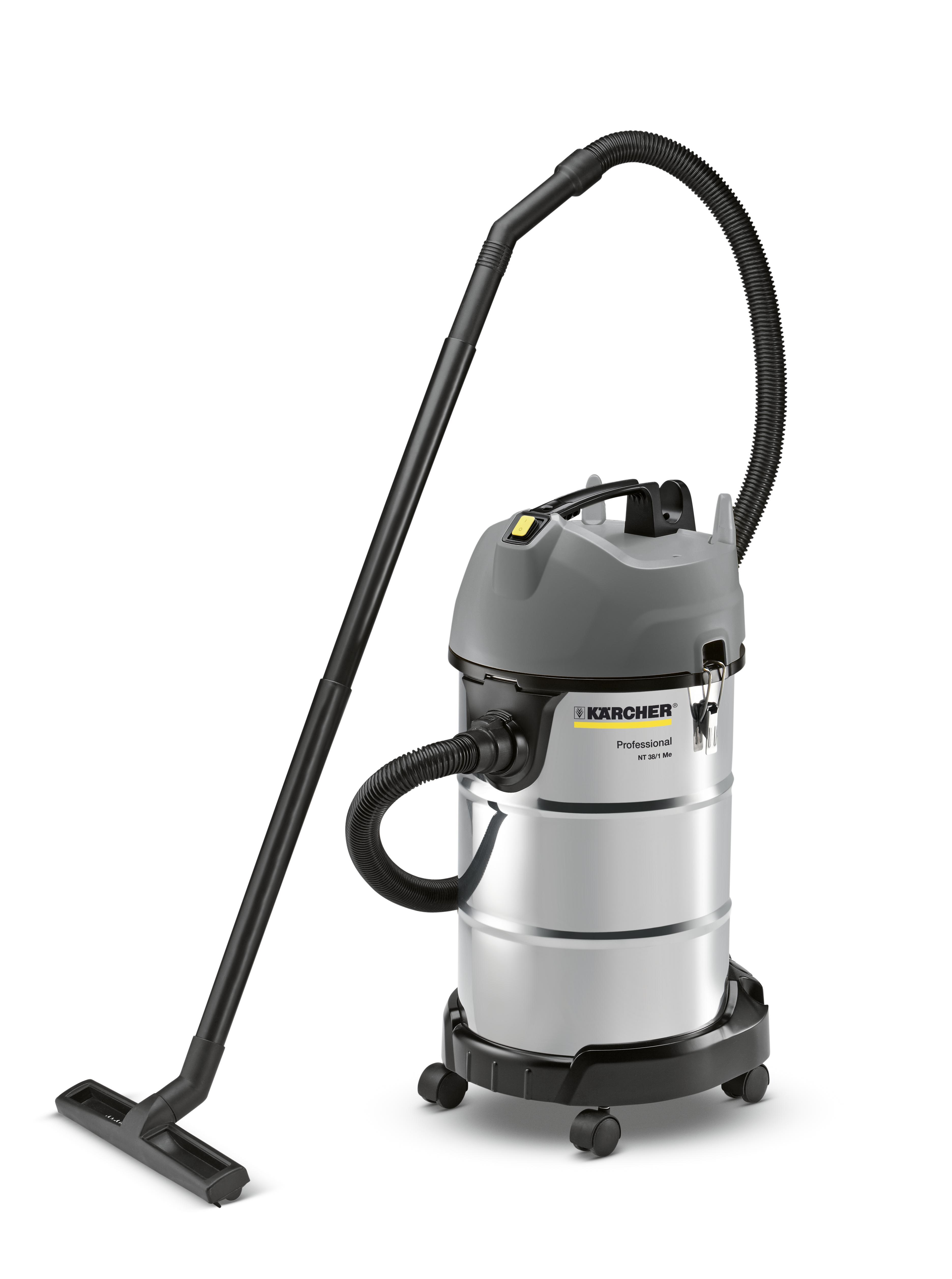Aspiradora NT 38/1 Polvo y Agua