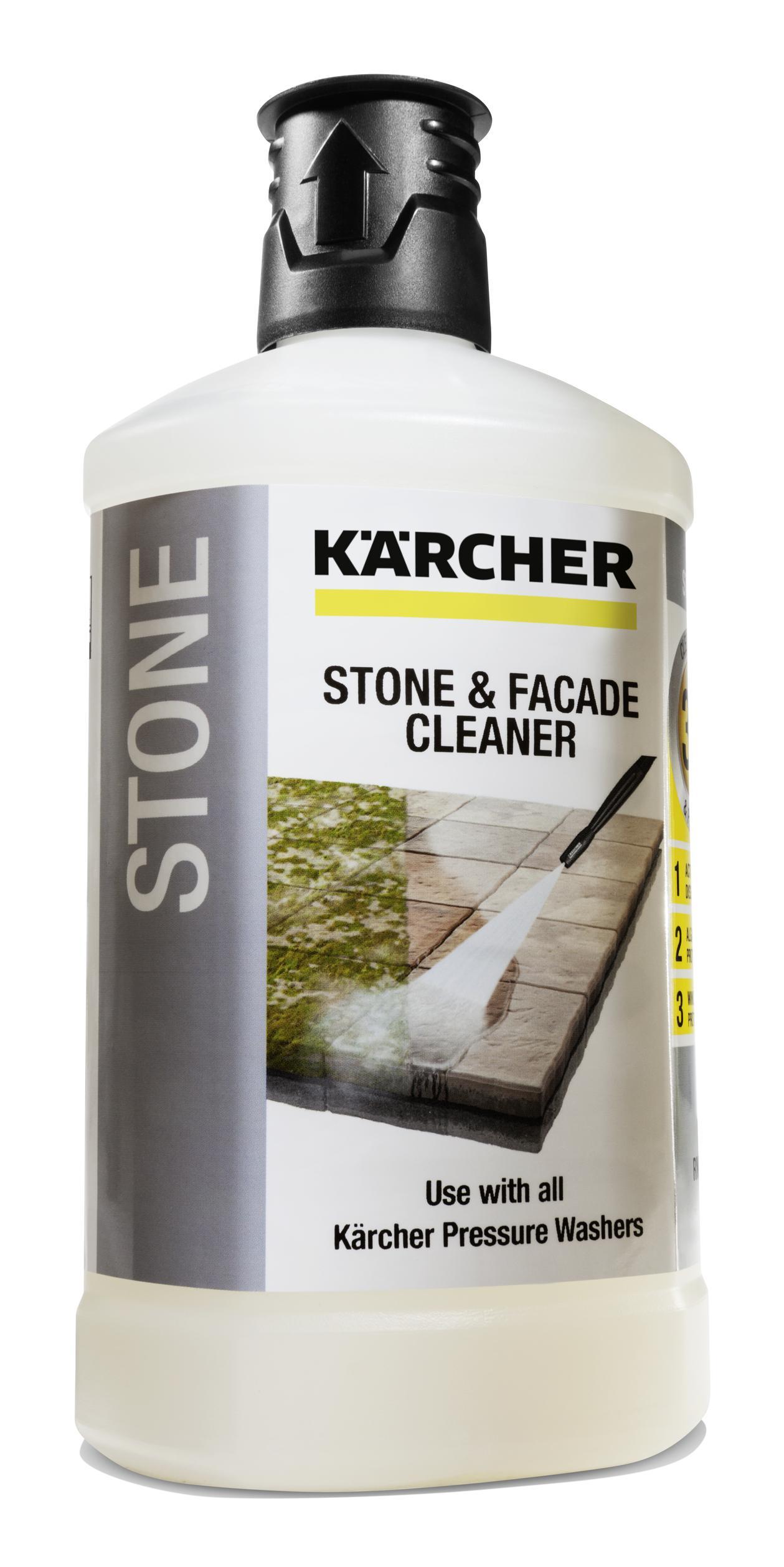 Detergente para piedras y fachadas 1lts.