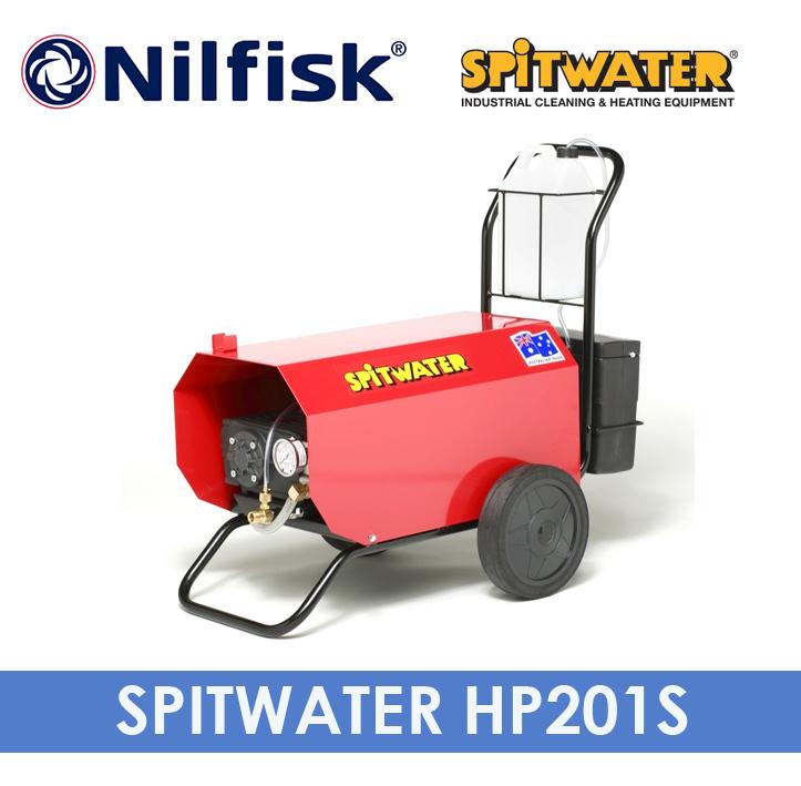Hidrolavadora Agua Fría Spitwater HP 201S