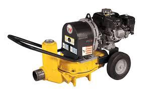 Motobombas para Aguas Sucias (Gasolina) PDT 3A De Diafragma 4hp Wacker Neuson