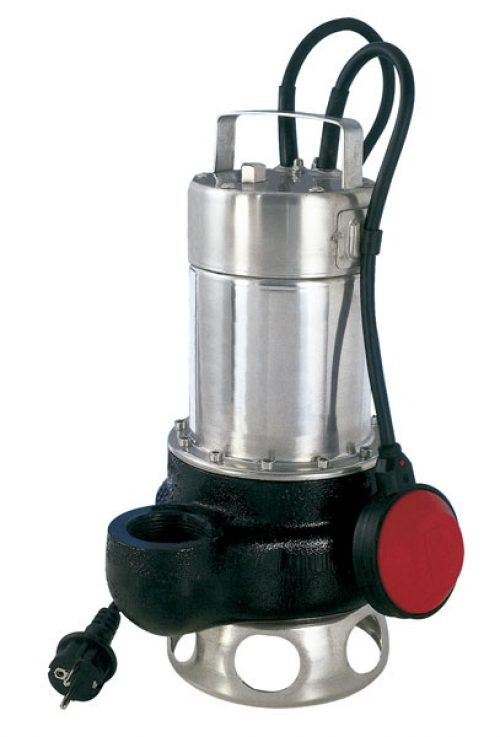 Bomba Aguas Servidas PGIC TIGER 100   1.0 HP   220V