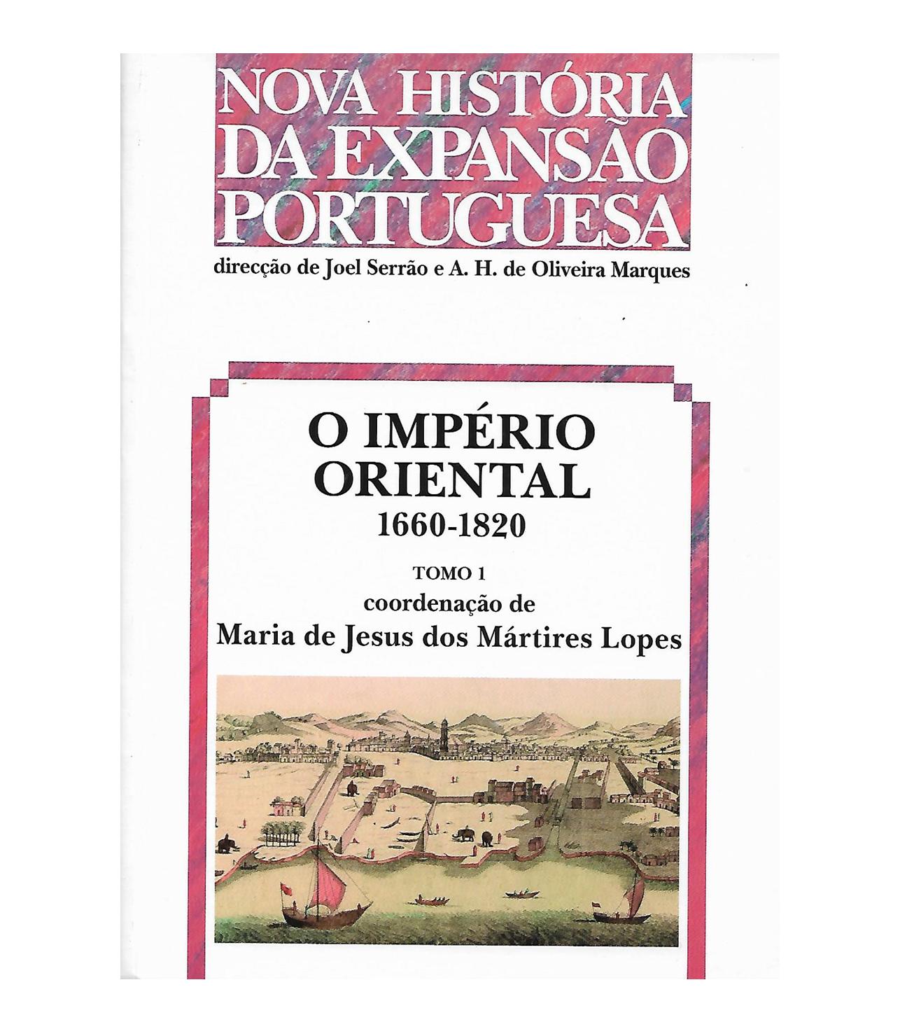 O IMPÉRIO ORIENTAL 1660-1820 -  VOLS
