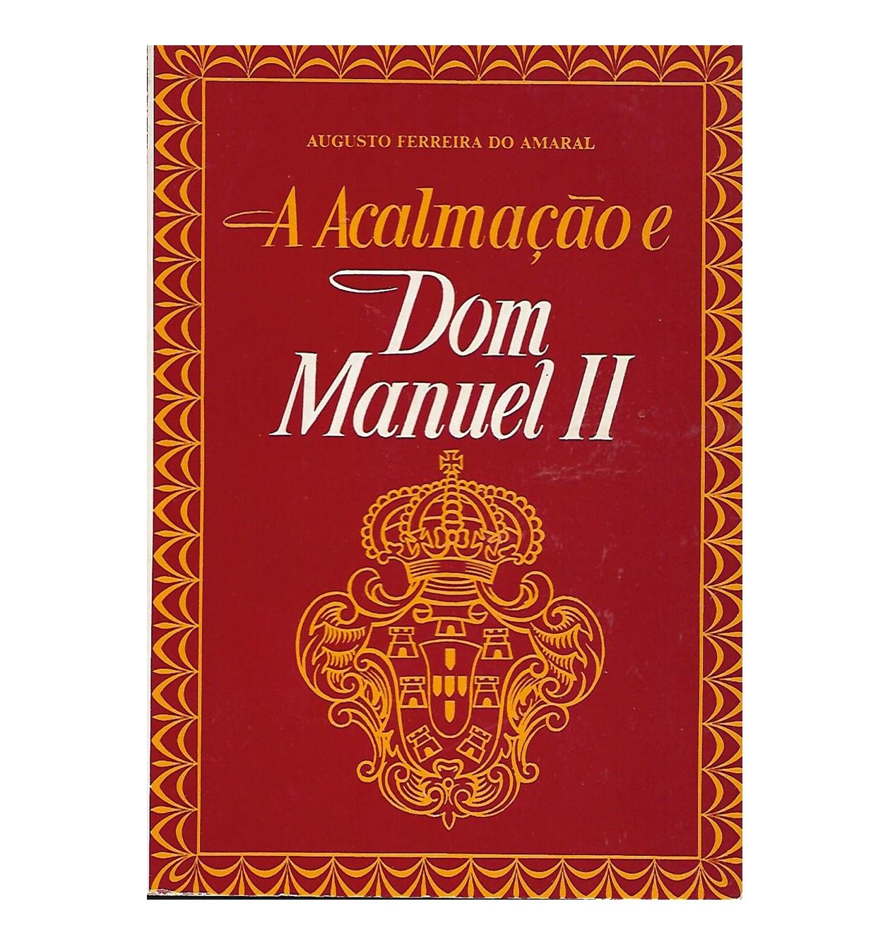 Estudo Histórico-Político do primeiro ministério de D. Manuel II