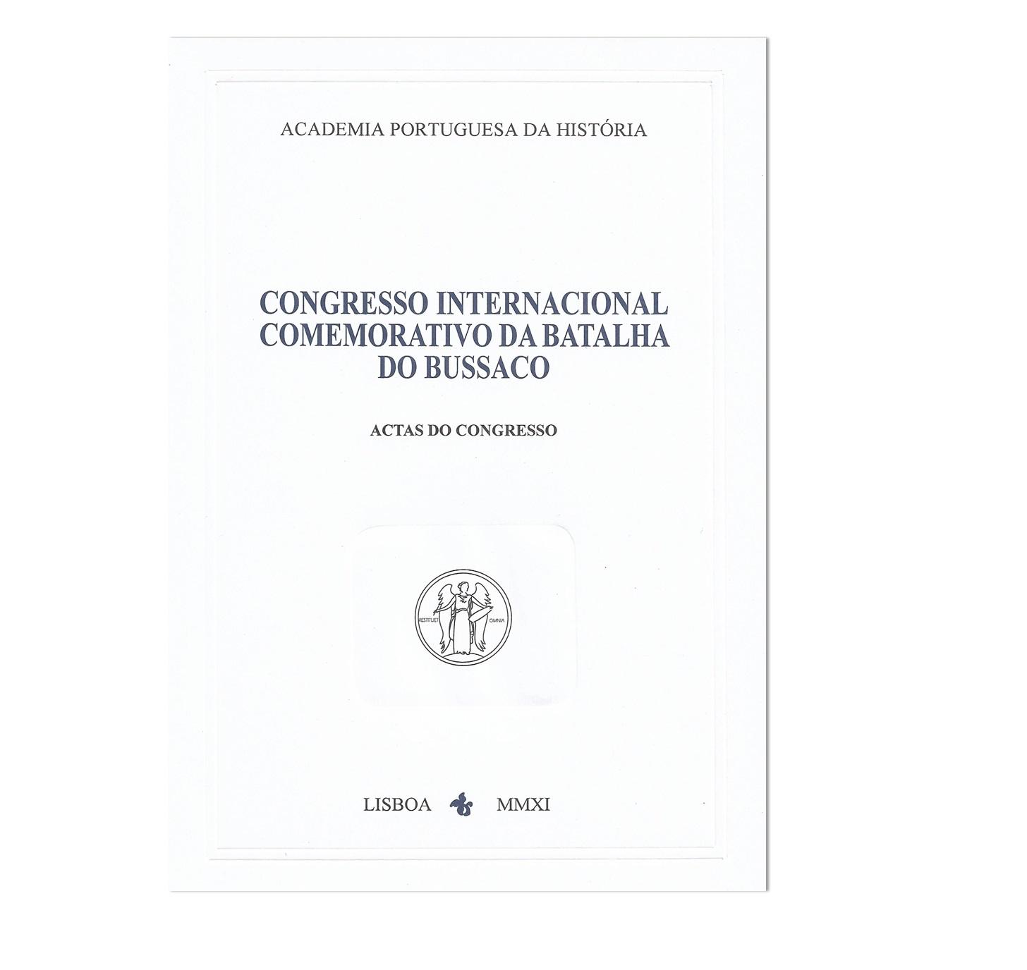 CONGRESSO INTERNACIONAL COMEMORATIVO DA BATALHA DO BUSSACO