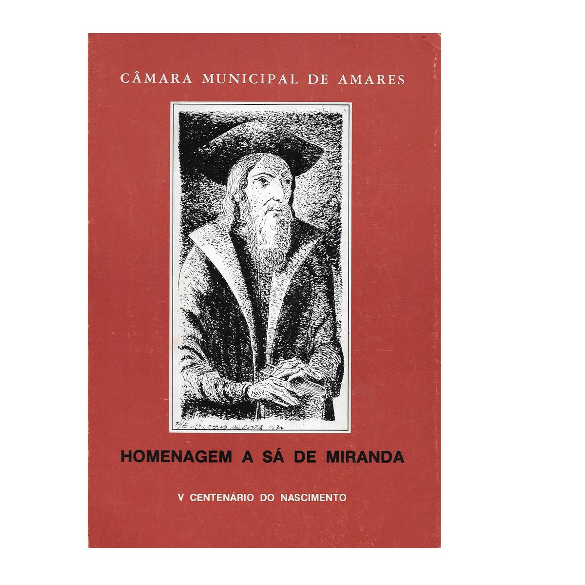 Homenagem a Sá de Miranda.