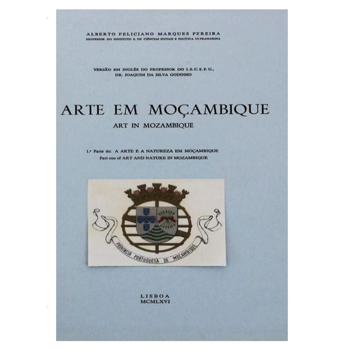 A Arte em Moçambique.