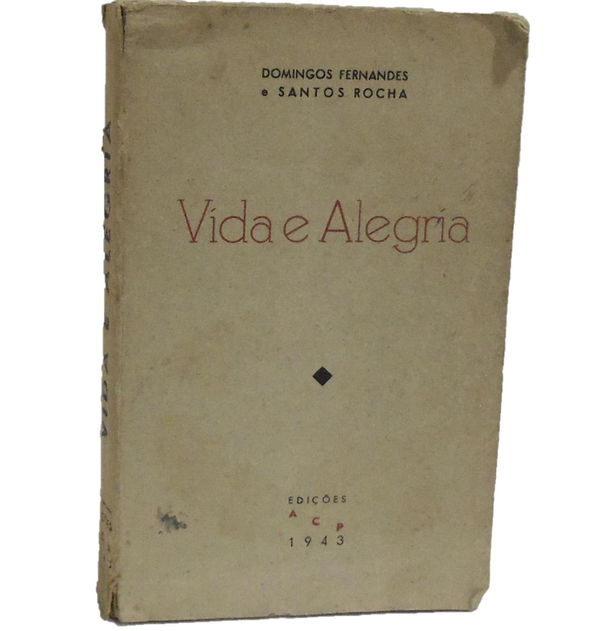 VIDA E ALEGRIA