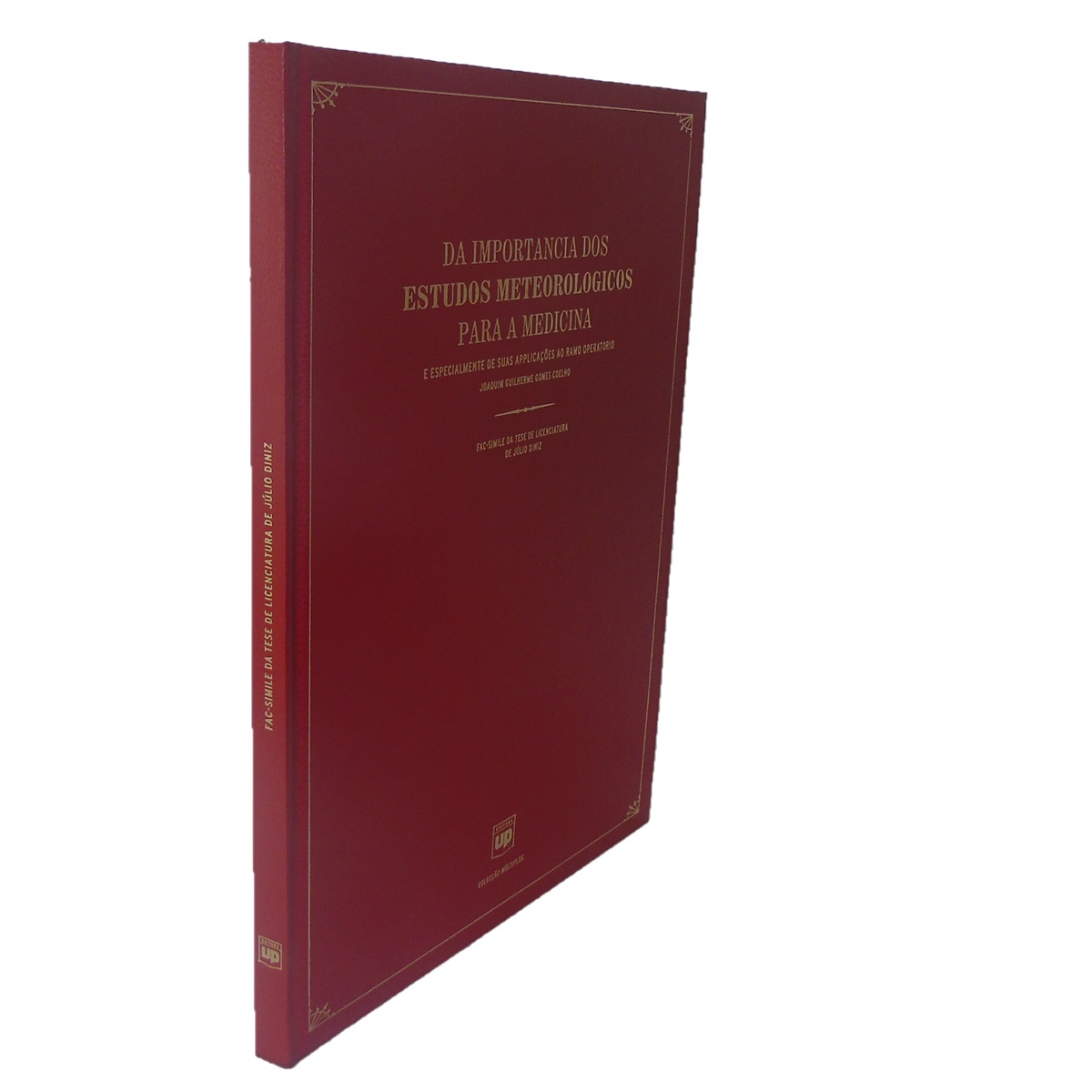 Da Importância dos Estudos Meteorologicos para Medicina e especialmente de suas applicações ao ramo operatorio.