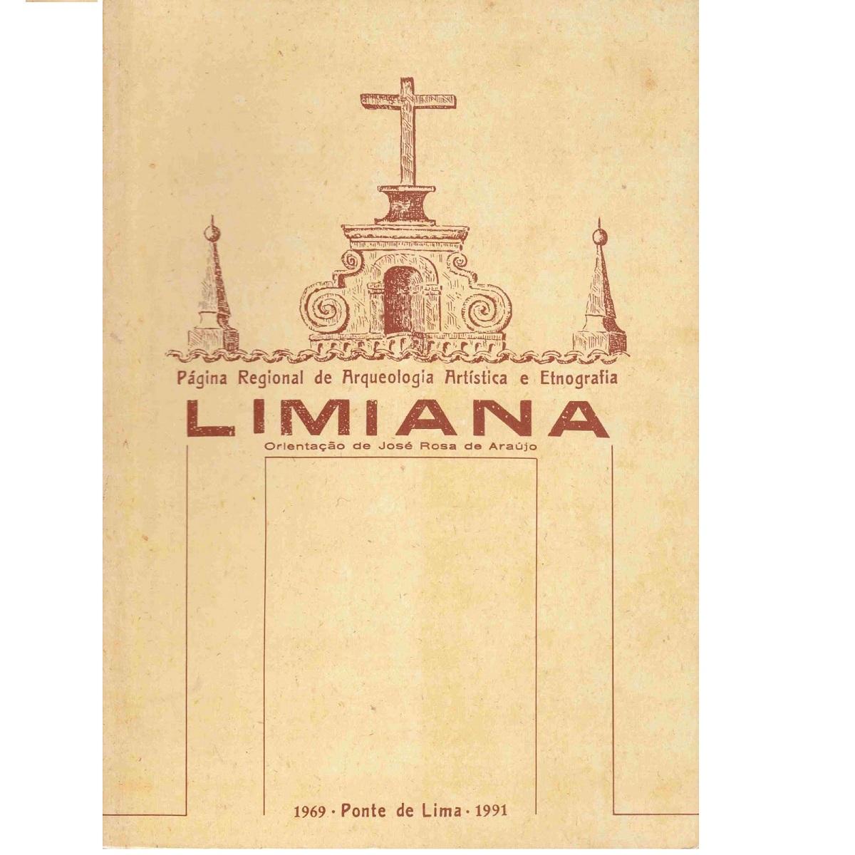 Limiana. Página Regional de Arqueologia Artística e Etnografia.