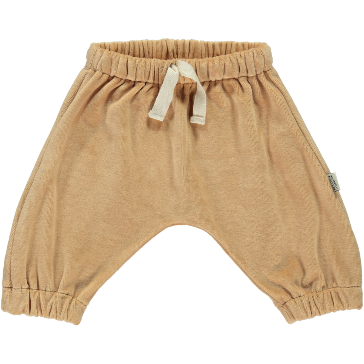 Pantalón Cannelle, terciopelo Indian Tan
