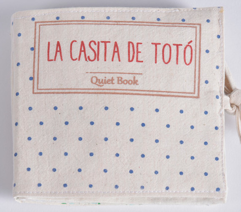 Quiet Book, Toto's house