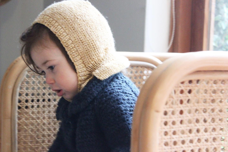 Gorro lana Merino