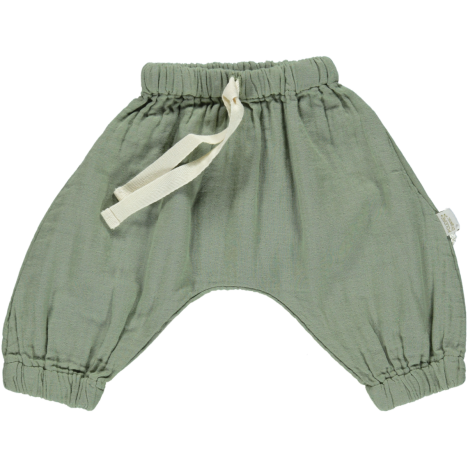 Sold out, Pantalón Cannelle,  OIL GREEN, 9m/12m/18m